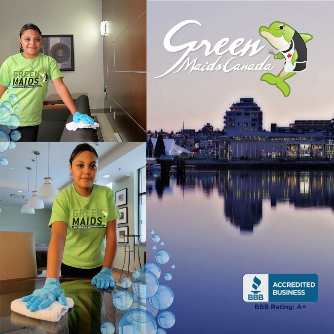 Why You Need Green Maids Canada Green Maids Canada